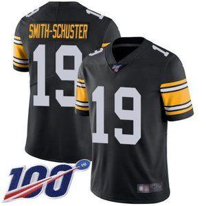 Steelers JuJu Smith-Schuster 100th Season Jersey 2